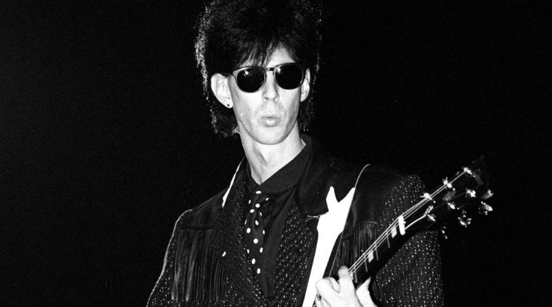 RIP: Ric Ocasek of The Cars