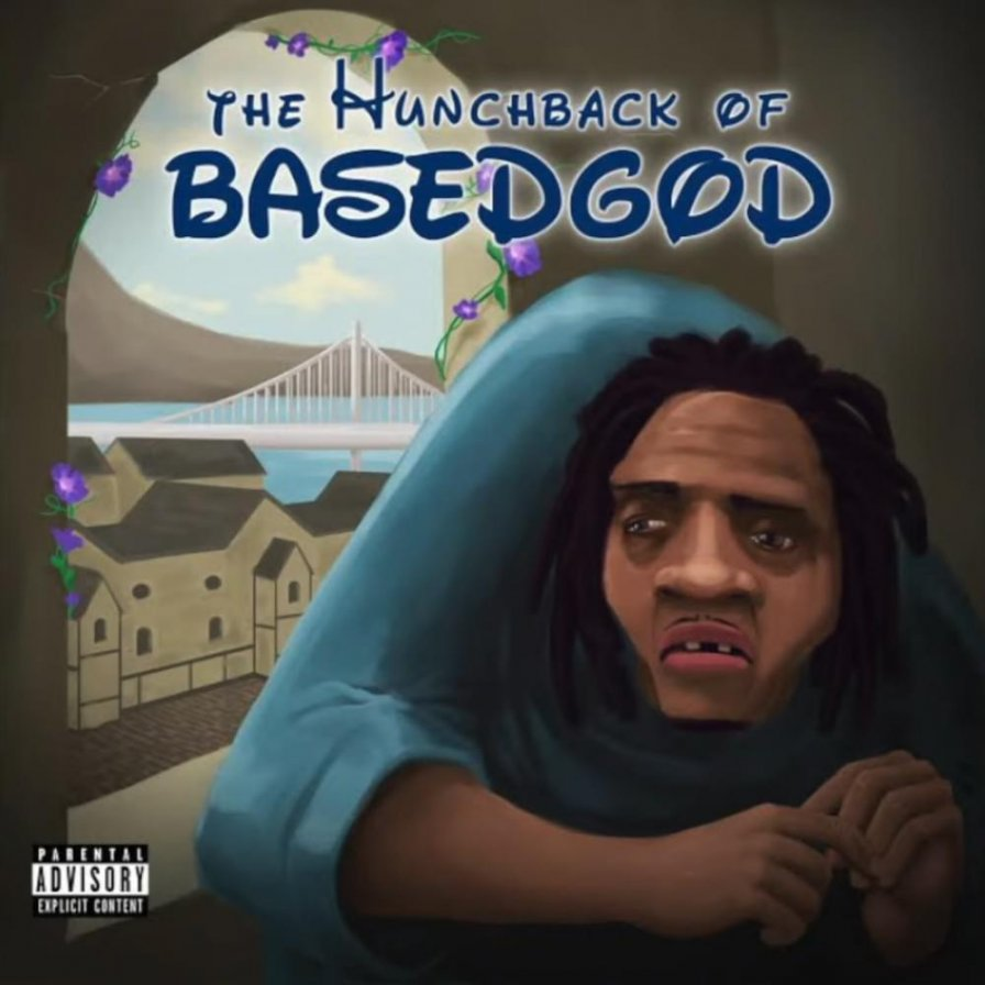 Lil B drops 50-track mixtape, The Hunchback Of BasedGod