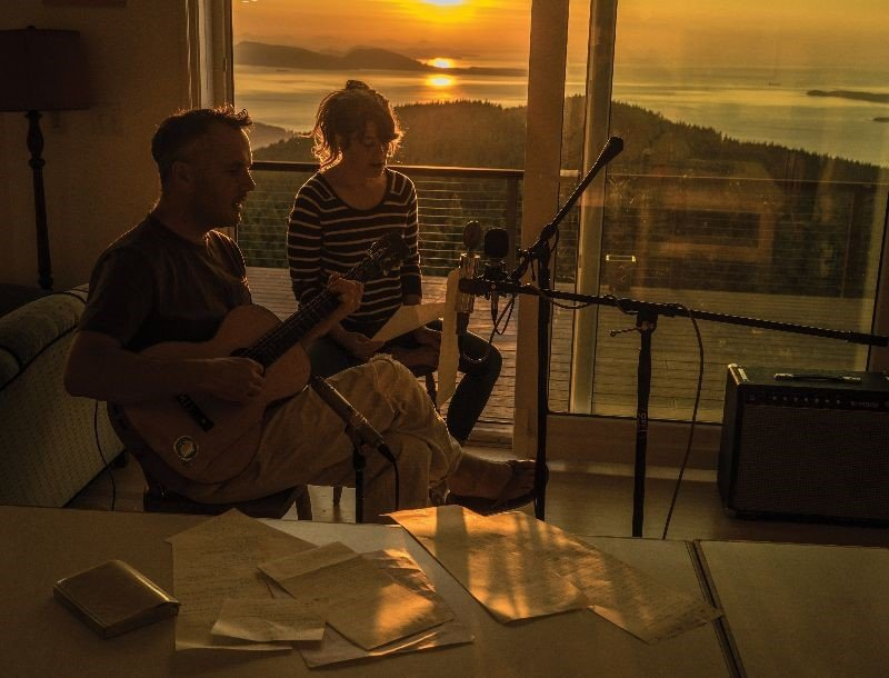 "Mount Eerie and Julie Doiron announce Lost Wisdom pt. 2, share ""Love Without Possession"""