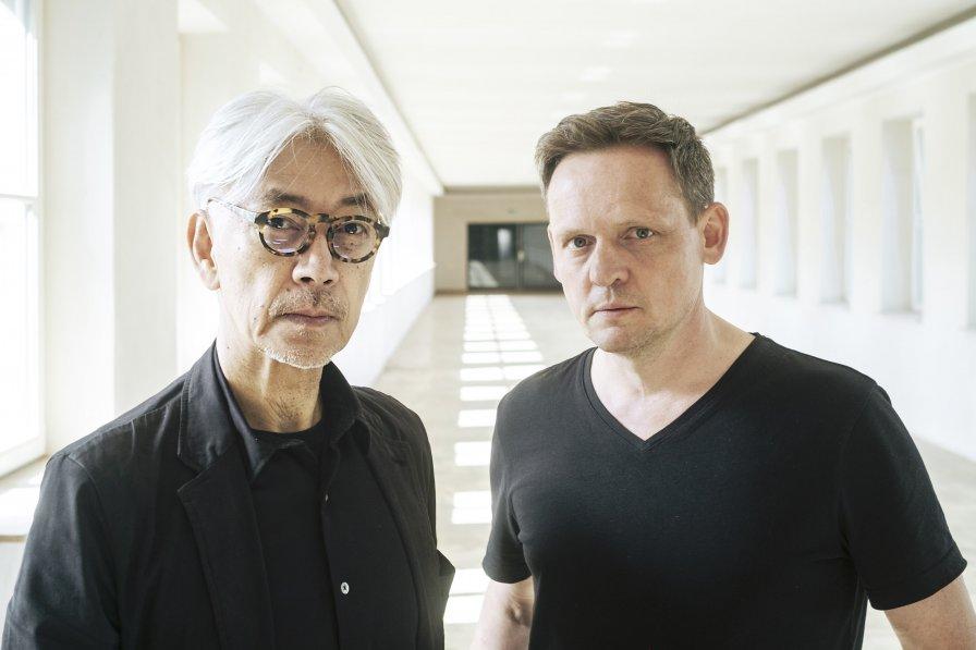 Alva Noto & Ryuichi Sakamoto sync up on live album TWO