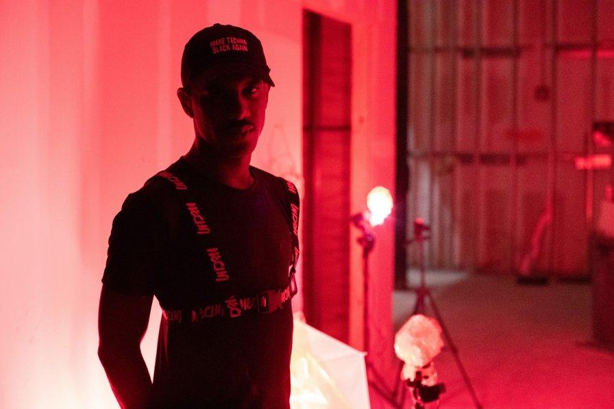 Speaker Music (DeForrest Brown Jr.) embraces cultural omnipresence, announces debut solo album Of Desire, Longing on Planet Mu