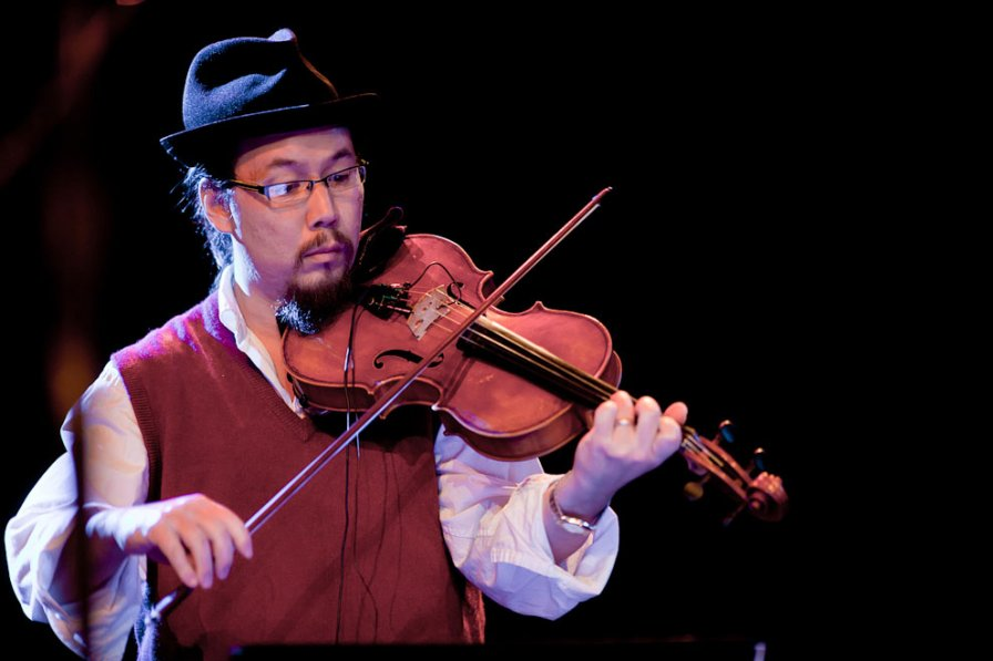 Eyvind Kang releases The Narrow Garden in January, a more violin-centric retelling of The Secret Garden