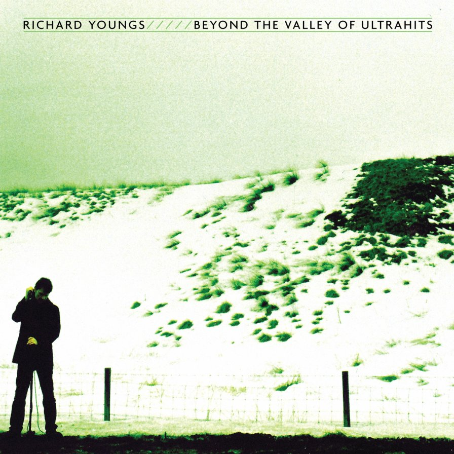 Richard Youngs to release pop record on Jagjaguwar, yet another sign of the forthcoming apocalypse