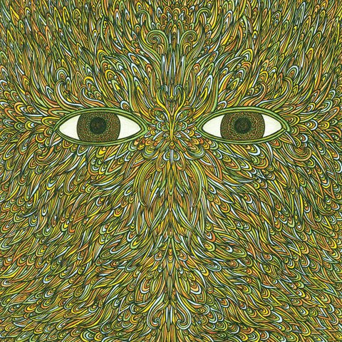 Flying Lotus EP Pattern+Grid World to induce acid flashbacks