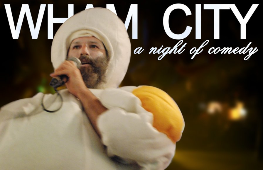 Wham City collective plans comedy tour; think of it like a Bob Hope special but with an epileptic seizure warning