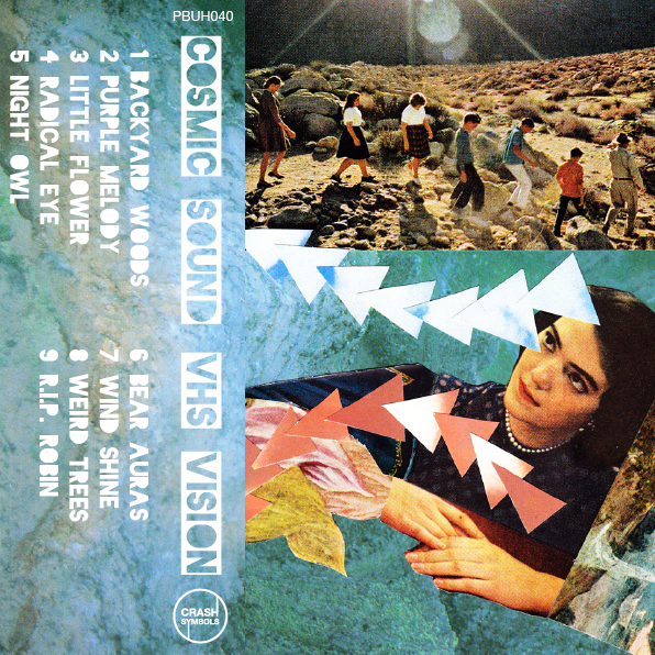 Cosmic Sound - VHS Vision [album stream]   LISTEN   Chocolate