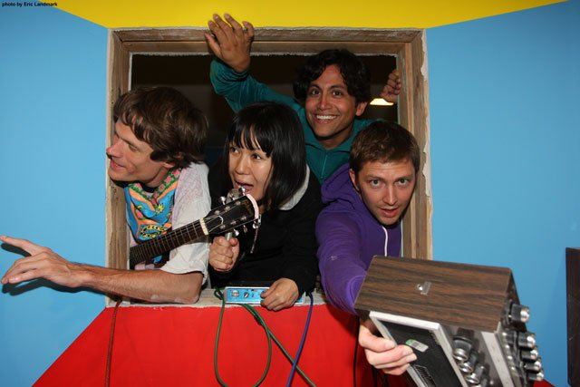 Deerhoof reissue two classic LPs for Record Store Day, tour