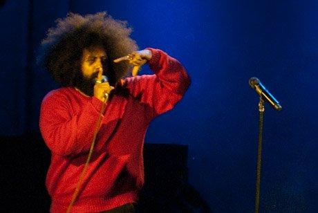 Reggie Watts | Interview | Tiny Mix Tapes