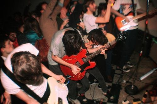 Titus Andronicus | Live Blog | Tiny Mix Tapes