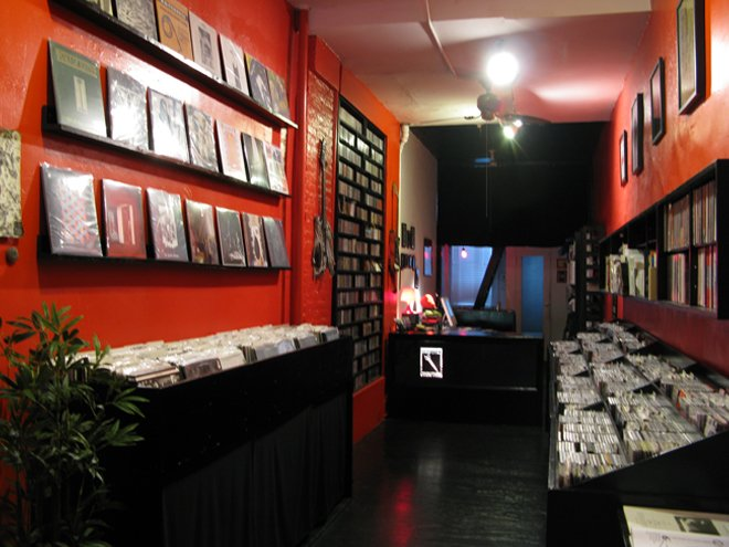 Hospital Productions retail store closed; go occupy something to stop this