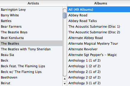 iTunes finally becomes the last guy on the internet to get into The Beatles, gets all of their albums