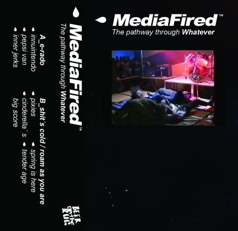Mediafired - The Pathway Through Whatever | Music Review | Tiny Mix