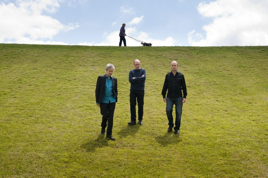 The Necks release their first-ever vinyl album and tour with Harold Budd