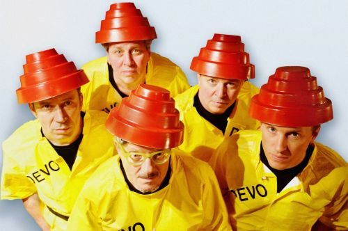 Devo Announce Plans to Play 2010 Winter Olympics and Find Themselves Up for Medal Contention with Spectacular Curling Skills
