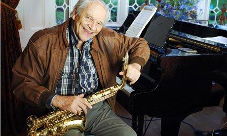 RIP: Sir John Dankworth, British jazz musician