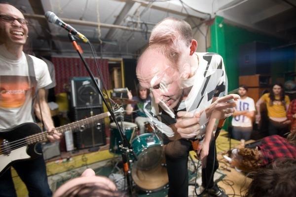 Double Dagger Announce New EP, Mask, on Thrill Jockey