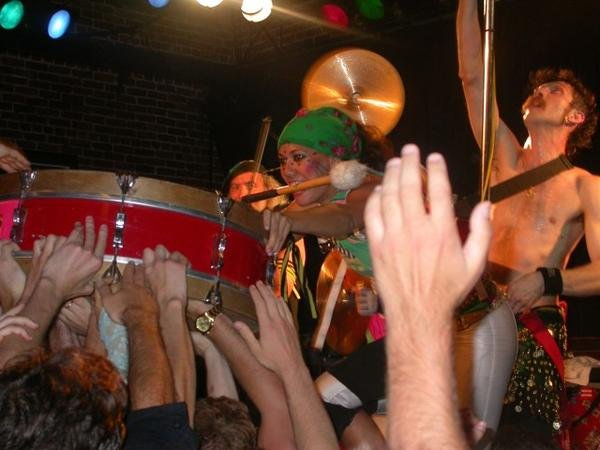 Oil Up the Accordians and Hide the Dogs! Gogol Bordello Tour the Globe, Ready Upcoming Album for Spring Release