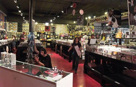 UK Independent Record Stores Show Solidarity in Stemming the Decline in Music Stores