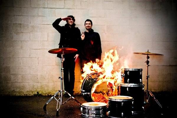 Japandroids Announce Singles Series, Tour All Over the Place