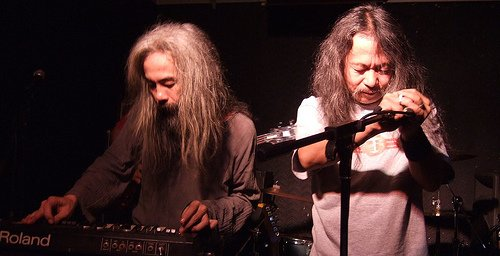 Brain aliens basting your backyard! Acid Mothers Temple tour the USA and Canada!