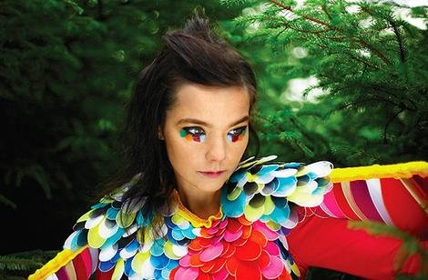 "Björk and Michel Gondry collaborate on ""scientific musical"" (just what the world needs: another ""scientific musical"")"