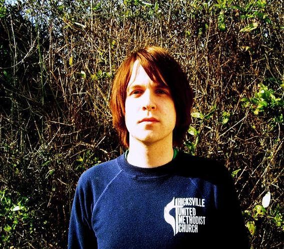 James Blackshaw is releasing a new album this summer, and it is called All Is Falling