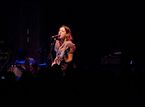 Corin Tucker of Sleater-Kinney to release solo album this October