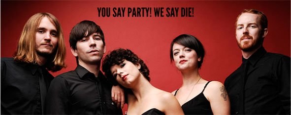 RIP: Devon Clifford, drummer of You Say Party! We Say Die!