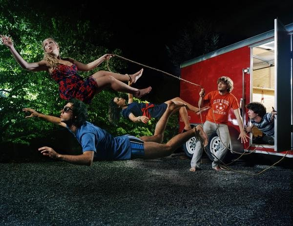 Ra Ra Riot announce new album, The Orchard; it's expected to be so poppy and sweet you will hurl