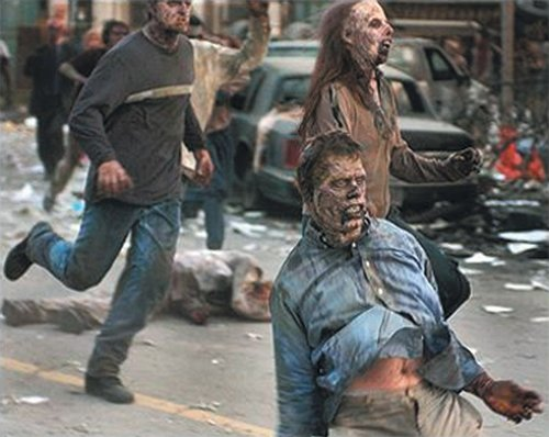 The Beatles = flesh-eating zombies? New film Paul is Undead: The British Zombie Invasion in the works