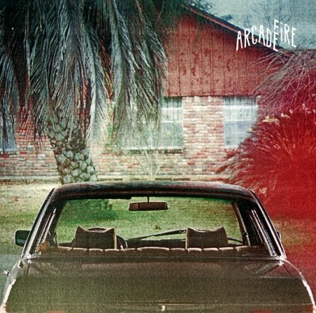 Hey, here's a dumb idea, let's give the new Arcade Fire album eight different covers!