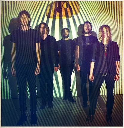 The Black Angels and Fleetwood Mac: together at last! Kinda. New album and new label in the works
