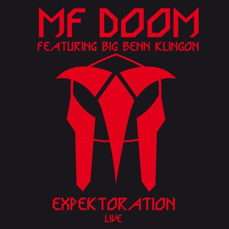 DOOM to release live LP, Expektoration, but is it really DOOM behind that mask?