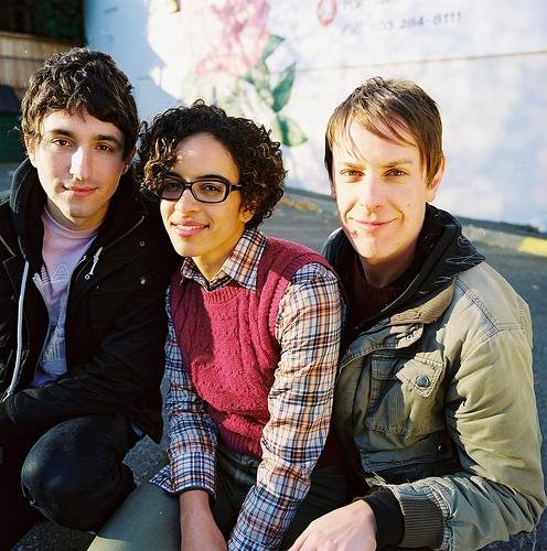 The Thermals let you read their journals as they expose their Personal Life on September 7 through Kill Rock Stars