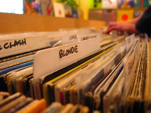 Four-day vinyl music festival planned for July; it's called Vinyl Music Festival...