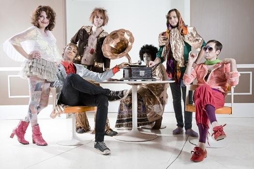of Montreal announce fall tour; expect a Noah's Ark-load of animals onstage