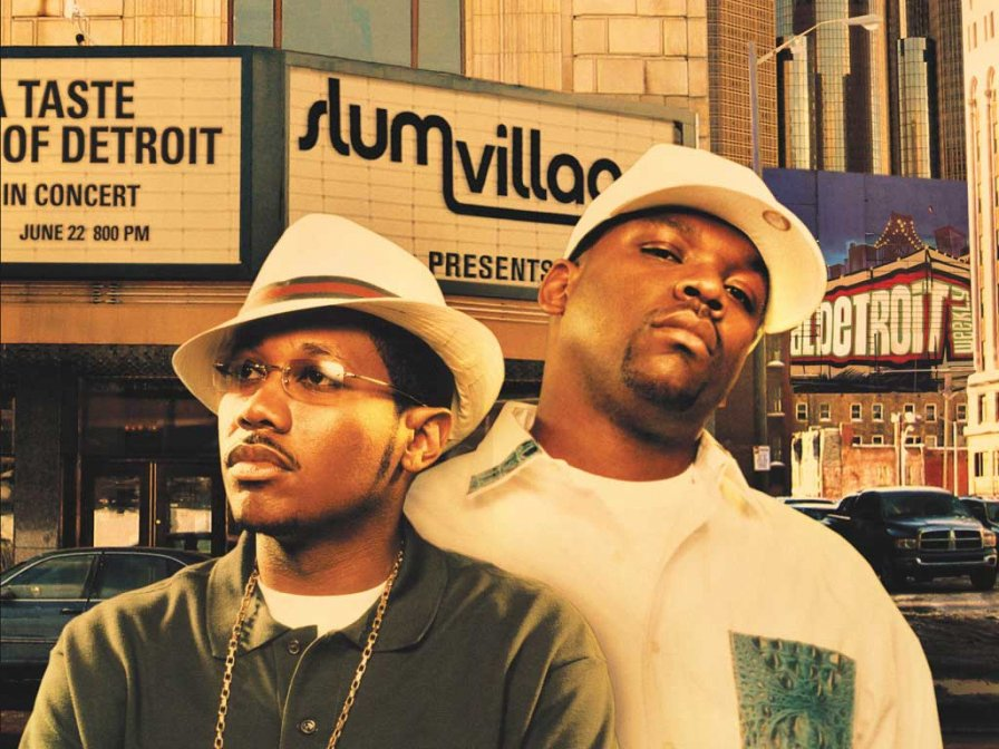 Slum Village (sort of) break up