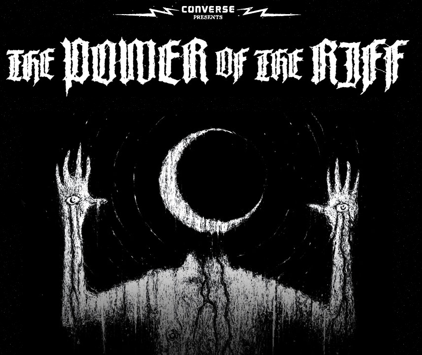 "Make a love connection at Southern Lord's ""Power of the Riff"" fest"