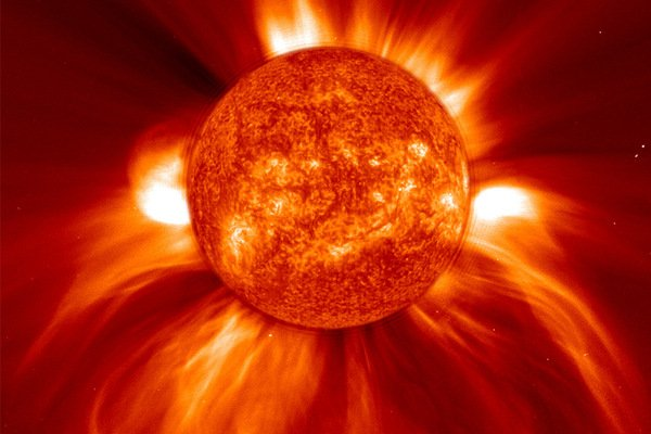 "Does the sun make music? Scientists say ""Why indeed it does, and it sounds like Kevin Drumm!"""