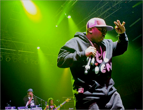 Boi stop! Big Boi plots fall tour