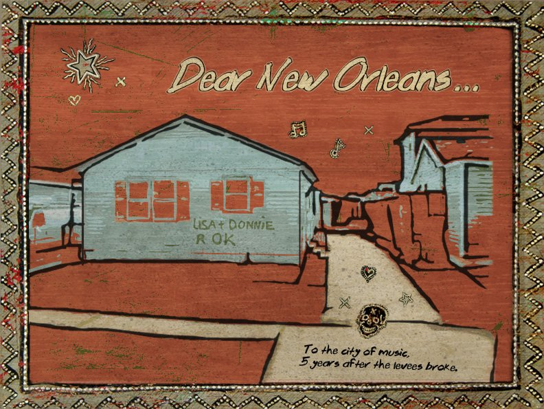 "New Orleans benefit album features Bonnie ""Prince"" Billy, My Morning Jacket, The Wrens, and more"