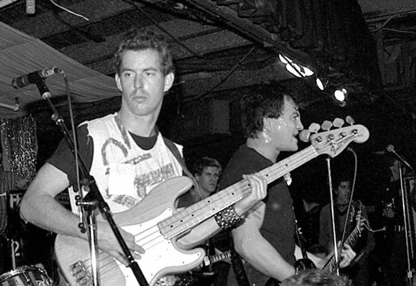 RIP: Derf Scratch, bassist of LA punk band Fear