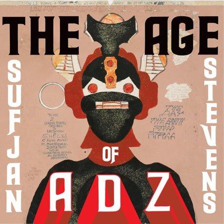 Sufjan Stevens reveals new album The Age of Adz, is still a pretty boy