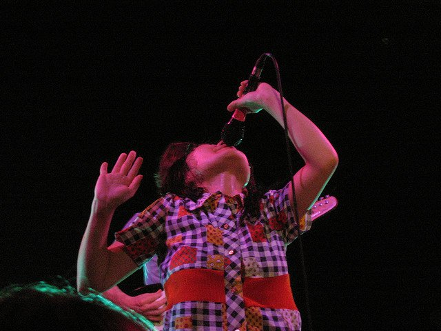 Hoofdriver: wrestling move or Busdriver 'n' Deerhoof collaborative 7-inch?