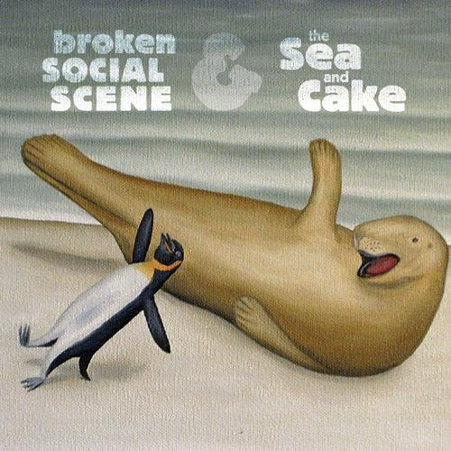 Broken Social Scene & The Sea and Cake make beautiful music together on new 7-inch — at least we hope it'll be beautiful