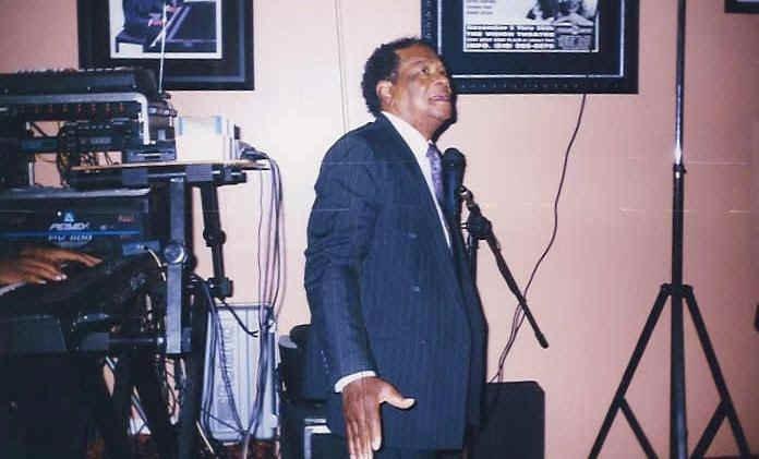 RIP: James Phelps, soul singer