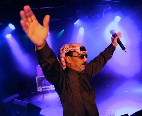 Omar Souleyman can't be put to rest, plans more shows in these United States
