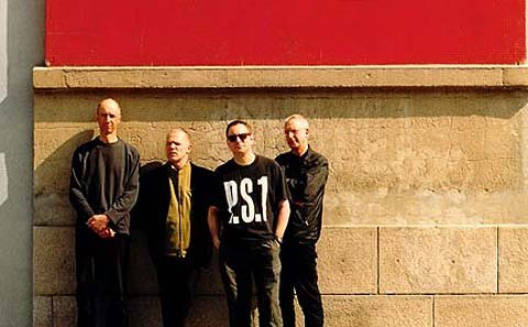 "Wire announce new album in their ""Colors"" series, Red Barked Tree, due in January"