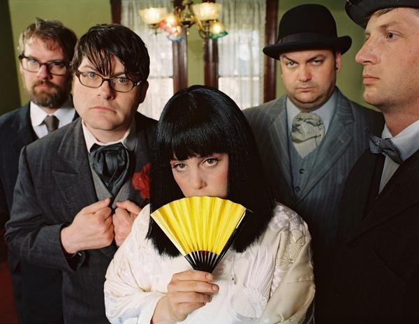 Callooh! Callay! The Decemberists announce 2011 tour