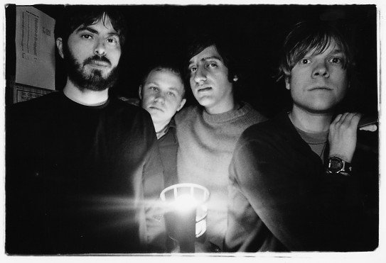 Explosions in the Sky head back to Europe for first tour since 2008 (and to pick up pizza from that great place in Naples)